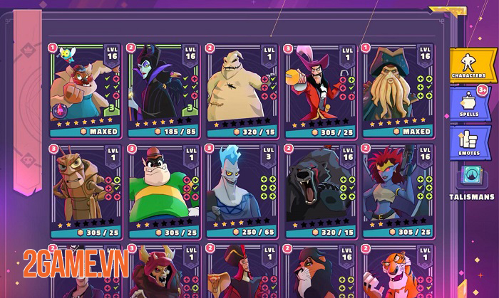 Disney Sorcerer's Arena - Game đánh theo lượt với những trận PVP thời gian thực tuyệt đỉnh 0