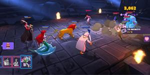 Disney Sorcerer's Arena – Game đánh theo lượt với những trận PVP thời gian thực tuyệt đỉnh