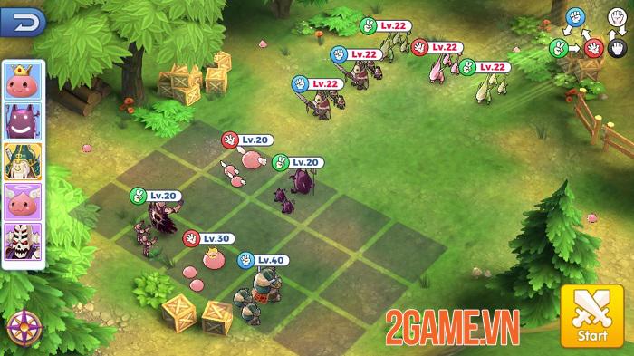Ragnarok Tactics - Game idle RPG có yếu tố chiến thuật với dàn nhân vật từ Ragnarok 1