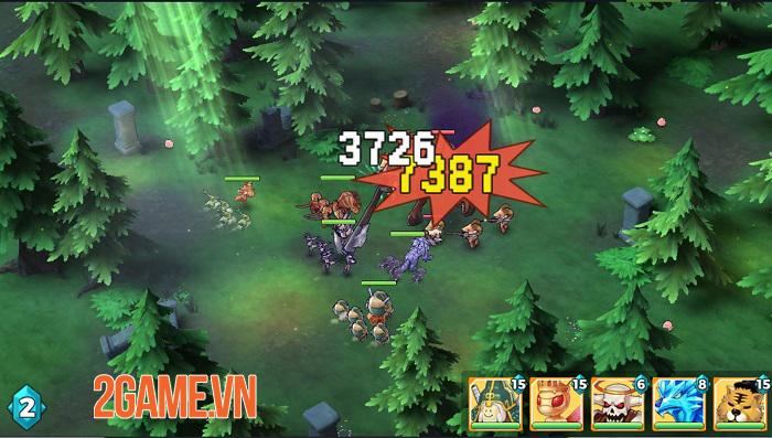 Ragnarok Tactics - Game idle RPG có yếu tố chiến thuật với dàn nhân vật từ Ragnarok 2