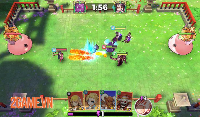 Ragnarok Tactics - Game idle RPG có yếu tố chiến thuật với dàn nhân vật từ Ragnarok 3