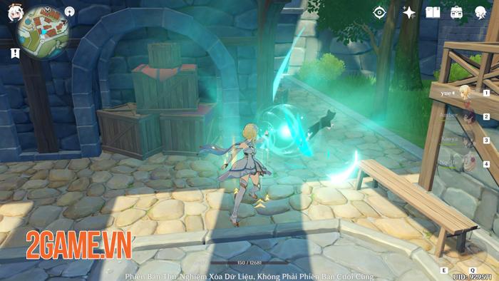Trải nghiệm nhanh Genshin Impact: Đốn gục người chơi từ cái nhìn đầu tiên 8