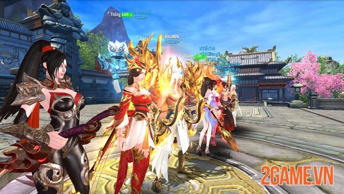 Chiến Thần 3D mang tới bữa tiệc hình ảnh mãn nhãn cho người chơi 5