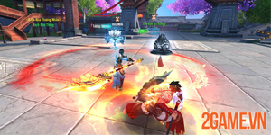 Chiến Thần 3D mang tới bữa tiệc hình ảnh mãn nhãn cho người chơi