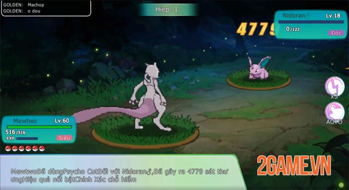 Game Pokemon phong cách pixel Liên Quân Bảo Bối sắp ra mắt ở Việt Nam 2