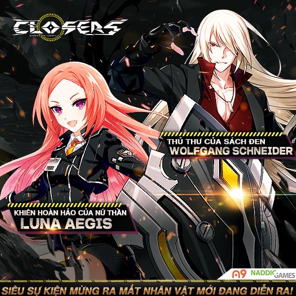 Game Closers mùa 2: Sức hấp dẫn không thể chối từ 1