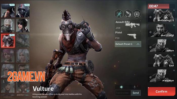 Trải nghiệm Disorder PC: Game bắn súng nhiều lớp nhân vật như MOBA 0