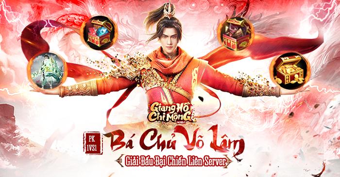Giang Hồ Chi Mộng khởi tranh giải đấu Võ Đạo Hội - Bá Chủ Võ Lâm liên server 0