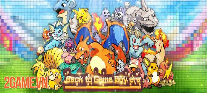 Game Pokemon phong cách pixel Liên Quân Bảo Bối sắp ra mắt ở Việt Nam 0