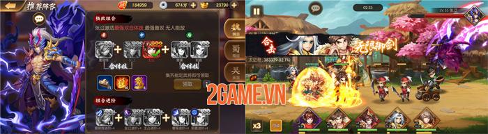 Chơi thử Thiếu Niên Danh Tướng 3Q: Game cưỡi ngựa đẩy tướng đầy mới lạ 3