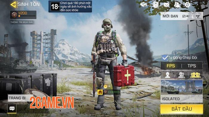 Call of Duty: Mobile VN có nhiều điểm độc đáo trong các chế độ chơi 3