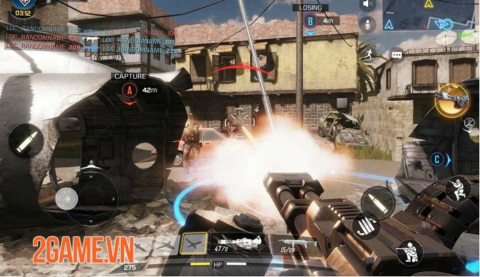 Call of Duty: Mobile VN có nhiều điểm độc đáo trong các chế độ chơi 2