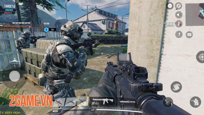 Call of Duty: Mobile VN có nhiều điểm độc đáo trong các chế độ chơi 5
