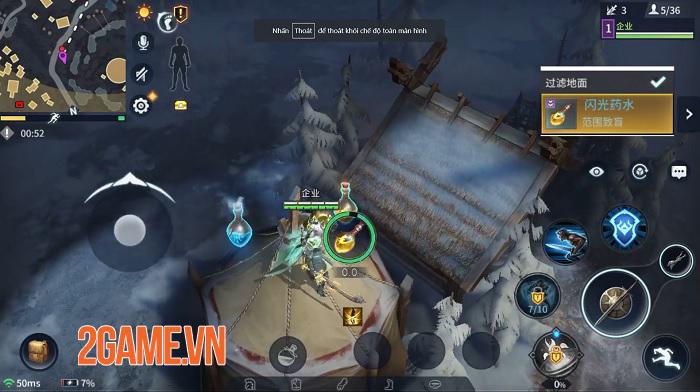 Khám phá game The King of Hunter: Game sinh tồn lấy bối cảnh Trung Cổ mới lạ 0