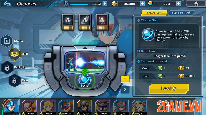 Cảm nhận MEGA MAN X Dive Mobile: Thừa hưởng tất cả từ series game huyền thoại Rockman 2