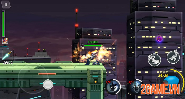 Cảm nhận MEGA MAN X Dive Mobile: Thừa hưởng tất cả từ series game huyền thoại Rockman 3