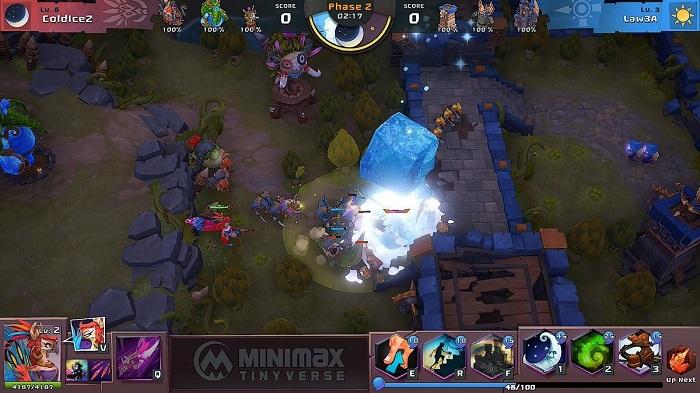 Minimax Tinyverse - Thế Giới Kỳ Bí sắp được VTC Game ra mắt có gì hot?! 2