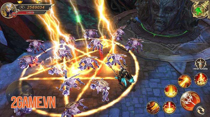Devil Hunter: Eternal War - Tận hưởng một góc nhìn mới tuyệt vời về Tam Giới 1