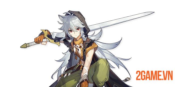 Mỗi vũ khí trong game Genshin Impact đều tạo ra phương thức chiến đấu khác biệt 2