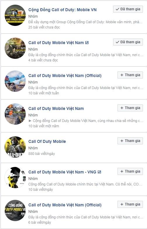 Cộng đồng Call of Duty: Mobile VN sôi động cùng những trào lưu mới 1
