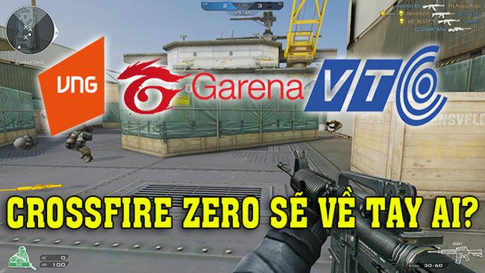 Ai sẽ phát hành game Crossfire Zero tại Việt Nam? 0