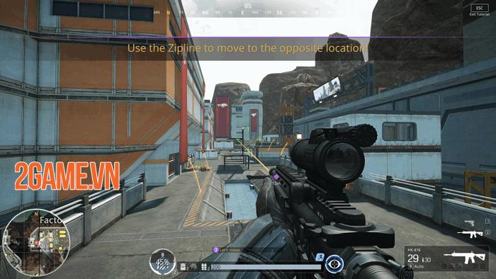 Game bắn súng Crossfire Zero âm thầm ra mắt bản thử nghiệm 1