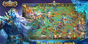 Game chiến thuật Heroes of Ages sắp được VTC Game phát hành tại Việt Nam
