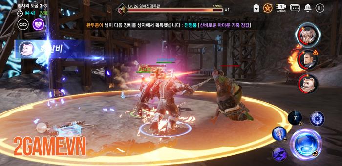 Trải nghiệm nhanh Tera Hero Mobile: Phê vì đồ họa, gameplay gây nhiều tranh cãi 7