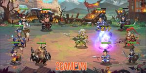 Tặng giftcode game Thiên Long Tam Quốc Mobile