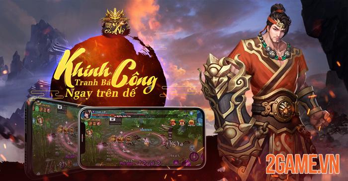 Game nhập vai Minh Triều Cẩm Y Vệ Mobile về Việt Nam 0