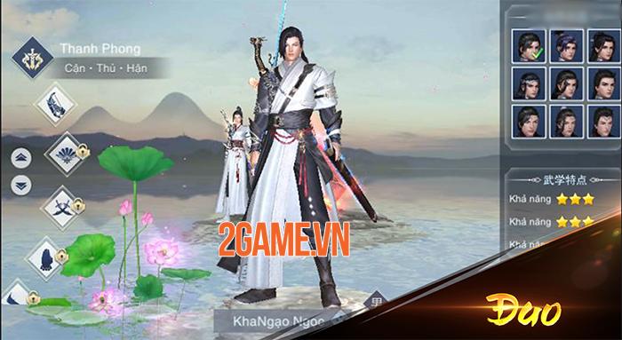 Nhất Mộng Giang Hồ Mobile - Game nhập vai đổi vũ khí là đổi skill về Việt Nam 1