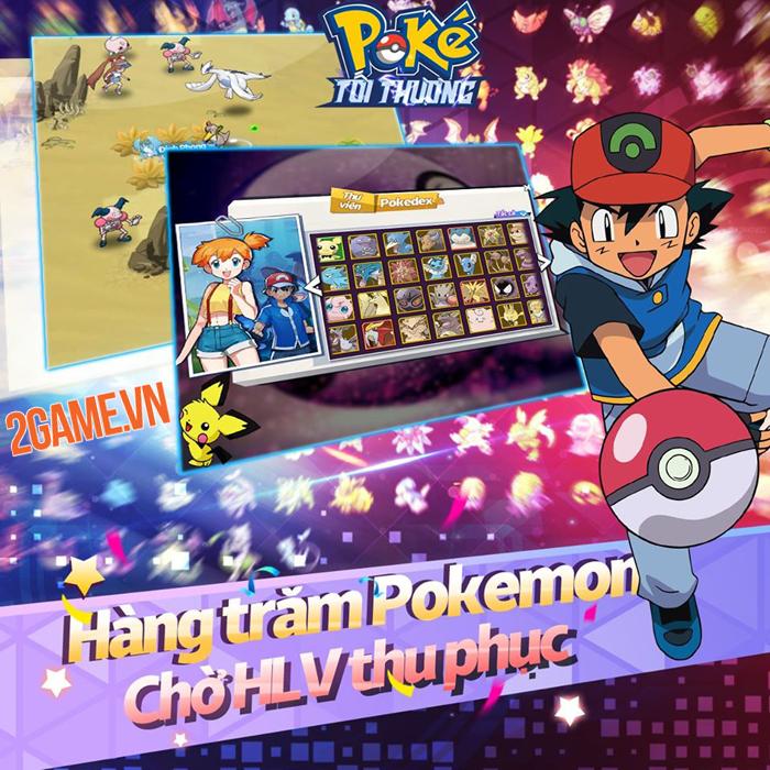 Poke Tối Thượng - Game Pokémon đồ họa 8 bit cập bến Việt Nam 4