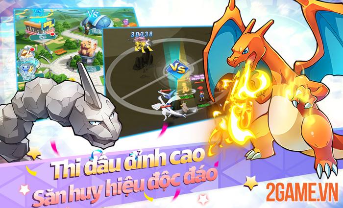 Poke Tối Thượng - Game Pokémon đồ họa 8 bit cập bến Việt Nam 1