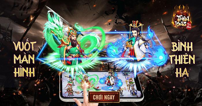 Thiên Long Tam Quốc sở hữu kho tướng đồ sộ, hoạt động giao tranh dày đặc 2