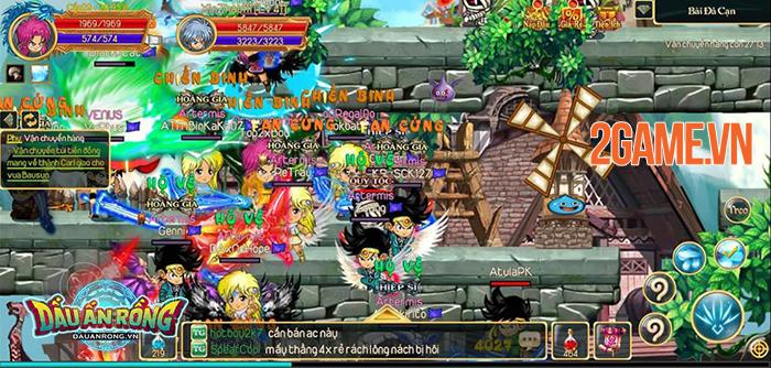 Tặng 888 giftcode game Dấu Ấn Rồng Mobile 0