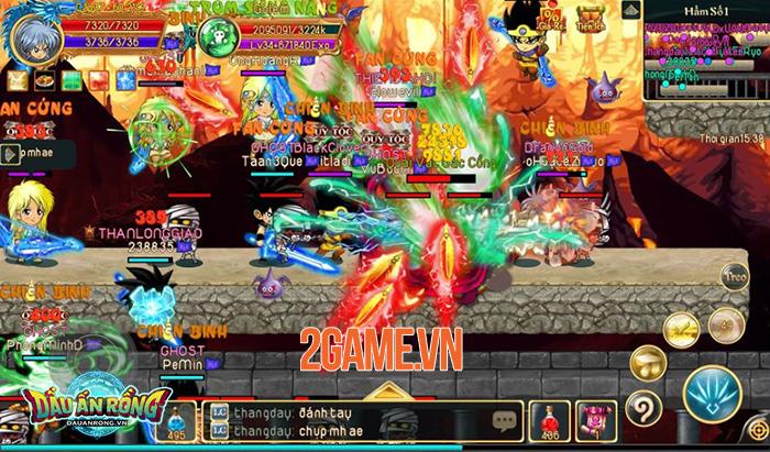 Tặng 888 giftcode game Dấu Ấn Rồng Mobile 2