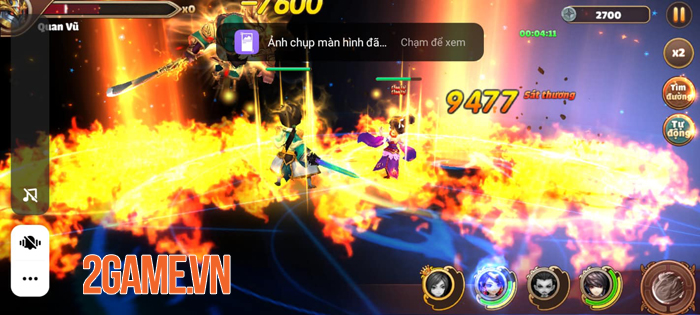 Tam Quốc Tốc Chiến không ngừng tăng hạng nhờ gameplay né chiêu độc lạ 5