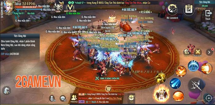Game thủ Việt say sưa khám phá Vệ Thần Mobile 0