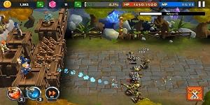Castle Rush – Game phòng thủ tháp bối cảnh trung cổ thêm chút yếu tố ma thuật