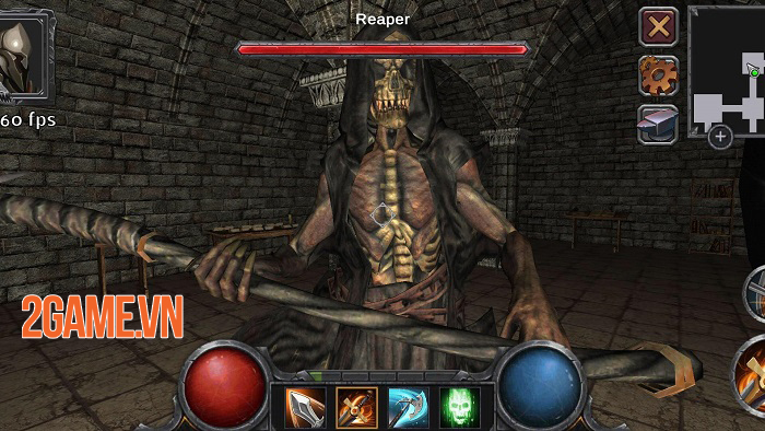 Good Old Dungeon - Game nhập vai dungeon cổ điển có yếu tố FPS 3