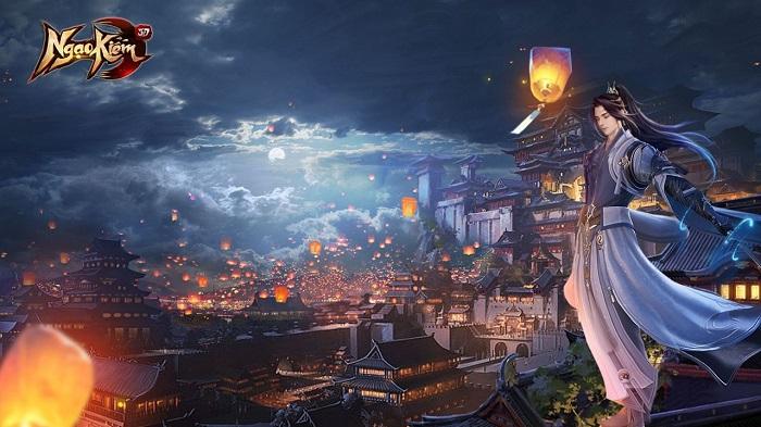 Ngạo Kiếm 3D Mobile sẽ là miền đất hứa cho những fan game MMORPG 0