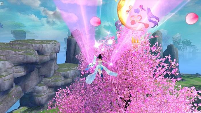 Ngạo Kiếm 3D Mobile sẽ là miền đất hứa cho những fan game MMORPG 1