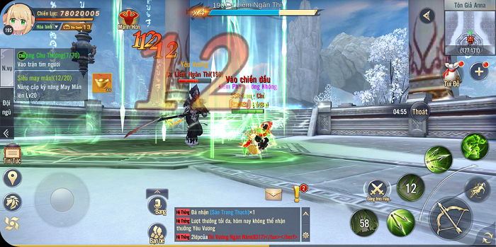 Ngạo Kiếm 3D Mobile sẽ là miền đất hứa cho những fan game MMORPG 5