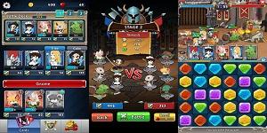 Puzzle Clash – Game chiến thuật giải đố và phòng thủ đồ họa chibi đáng yêu