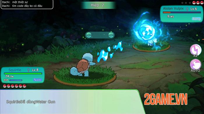 Liên Quân Bảo Bối đích thị là game Pokémon đúng chuẩn bản gốc GAMEBOY 3