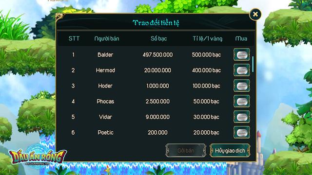 Dấu Ấn Rồng Mobile chinh phục hơn triệu người chơi sau 2 đợt Alpha Test 5