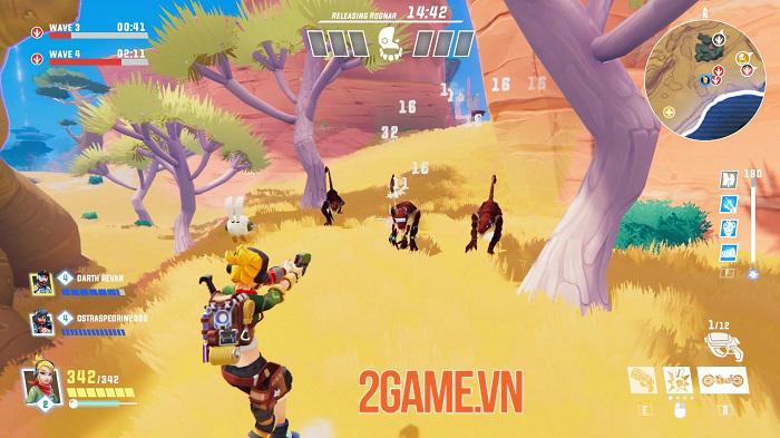 Cảm nhận Agents: Biohunters - Game Battle Royale thiên hướng săn quái vật 2