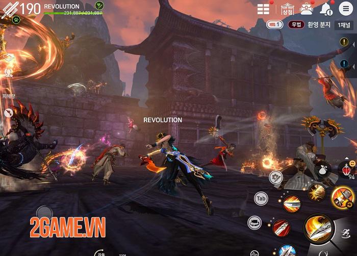 Blade & Soul: Revolution chính thức ra mắt phiên bản toàn cầu 0