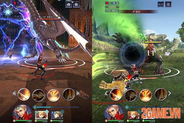Thế giới giả tưởng Blade XLord sắp ra mắt phiên bản tiếng Anh 0