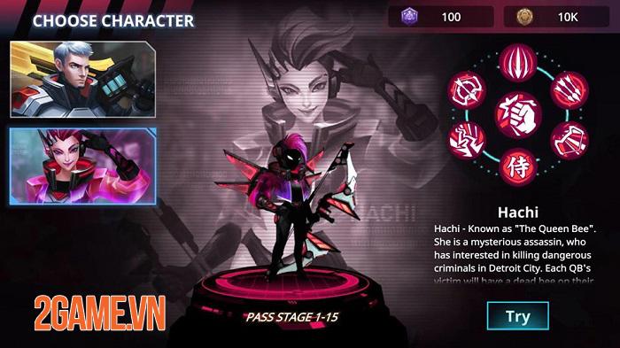 Cyber Fighters - Game ARPG chặt chém có đồ họa cyperpunk đáng kinh ngạc 0